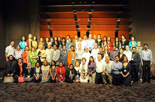 2011 ASIA PACIFIC MEDIATION FORUM SUMMIT 'FROM TALK TO ACTION' 2-4 DECEMBER,. BANGKOK