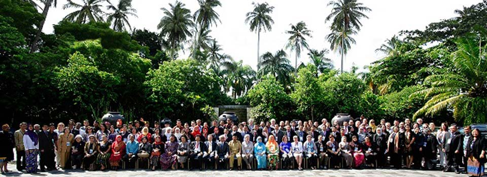 7th APMF conference Lombok, Indonesia